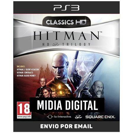 Hitman Trilogy Hd - Ps3 Digital