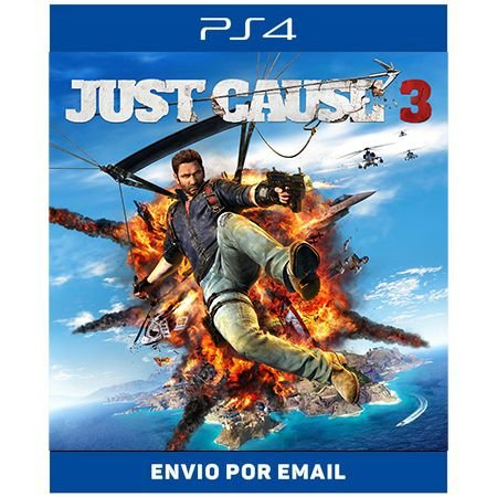 Just Cause 3 - Ps4 Digital