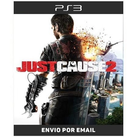 Just Cause 2 - Ps3 Digital