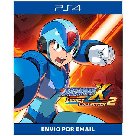 Mega Man X Legacy Collection 2 - Ps4 Digital