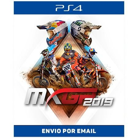 MXGP 2019 - The Official Motocross Videogame - Ps4 Digital