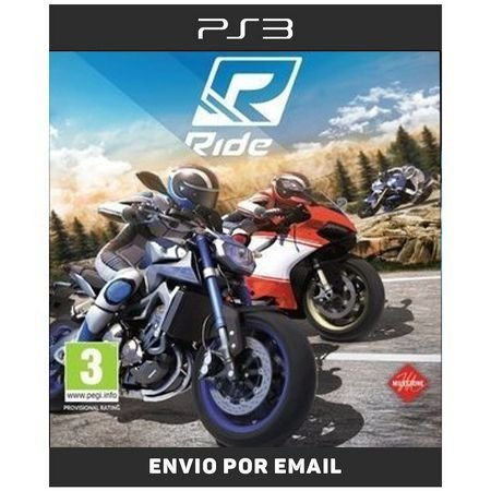 Ride - Ps3  Digital