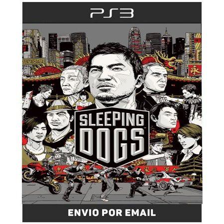 Sleeping Dogs - Ps3 Digital