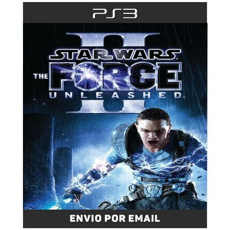 Star Wars The Force Unleashed 2 - Ps3  Digital