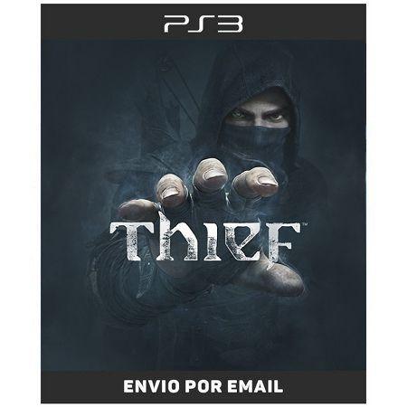 Thief + Dlc Roubo Ao Banco - Ps3 Digital