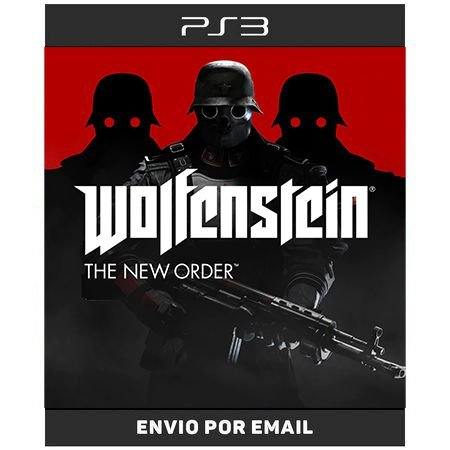 Wolfenstein The New Order  - Ps3 Digital