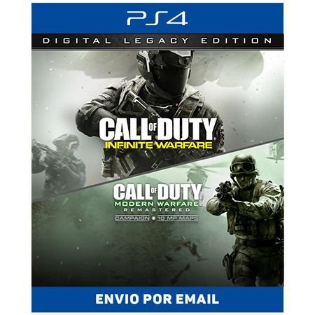 Call of Duty®: Infinite Warfare - Legacy Edition - Ps4 Digital