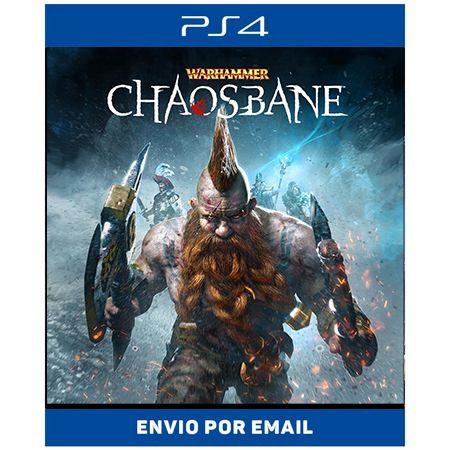 Warhammer: Chaosbane Slayer Edition - Ps4 Digital