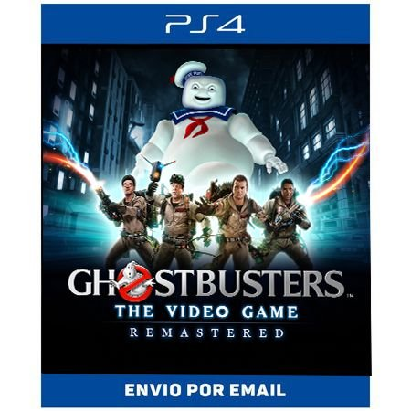 Ghostbusters: The Video Game Remastered - Ps4 Digital