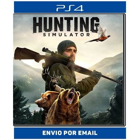 Hunting Simulator - Ps4 Digital