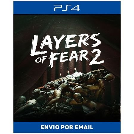 Layers of Fear 2  - Ps4 Digital