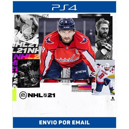 NHL 21 - Ps4 Digital