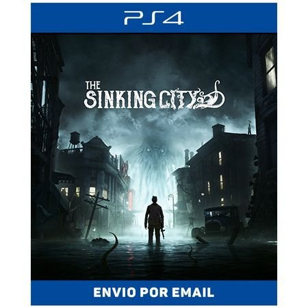 The Sinking City - Ps4 Digital