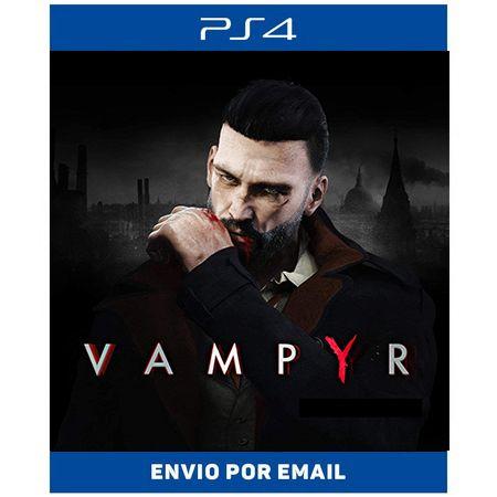 Vampyr - Ps4 Digital
