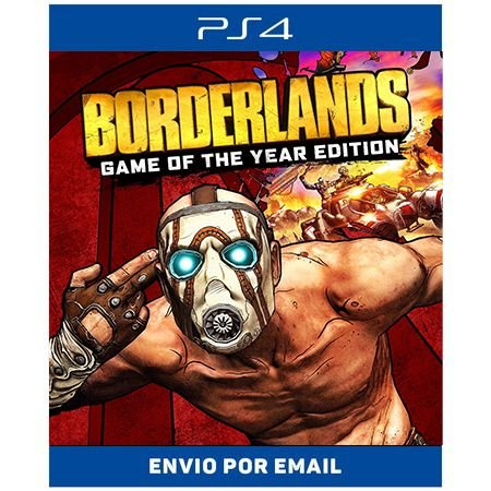 Borderlands: Game of the Year Edition - Ps4 Digital
