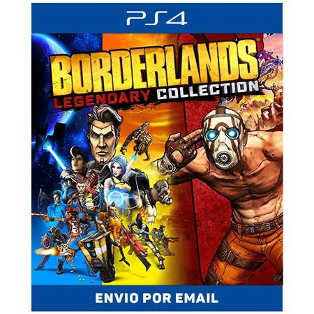 Borderlands Legendary Collection - Ps4 Digital