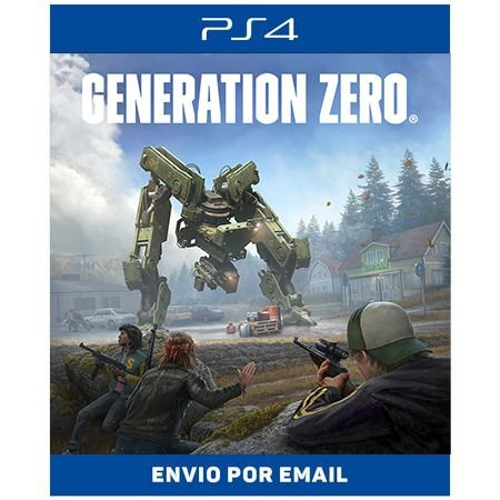 Generation Zero - Ps4 Digital