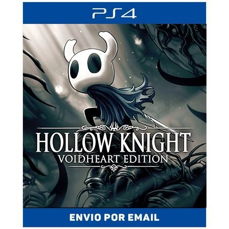 Hollow Knight Voidheart Edition - Ps4 Digital