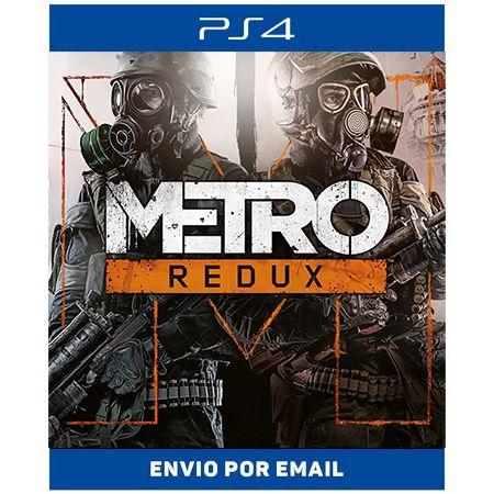 Metro Redux - Ps4 Digital