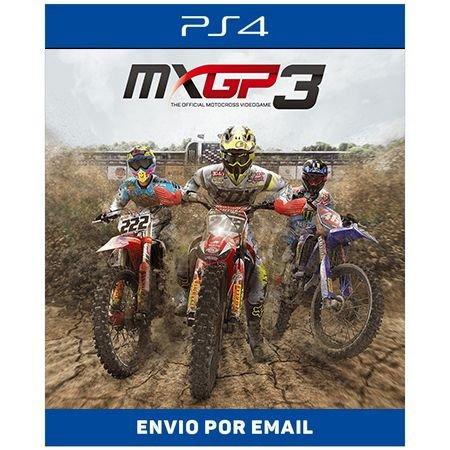 MXGP3 - The Official Motocross Videogame - Ps4 Digital