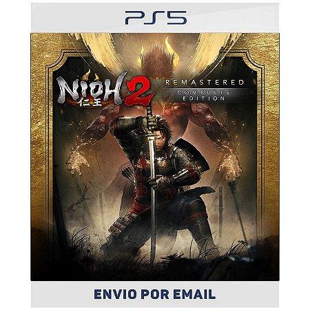 Nioh 2 Remastered – A Edição Completa - PS4 & PS5 Digital