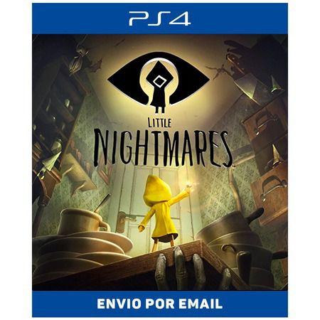 Little Nightmares - Ps4 digital
