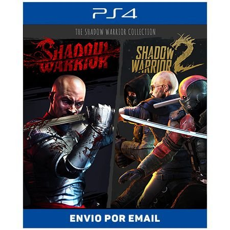 The Shadow Warrior Collection - Ps4 Digital