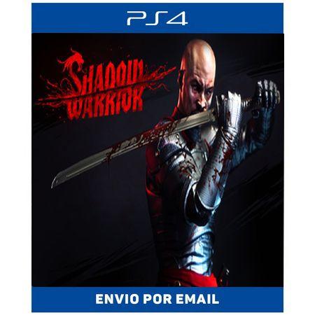Shadow Warrior - Ps4 Digital