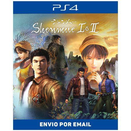 Shenmue I & II - Ps4 Digital