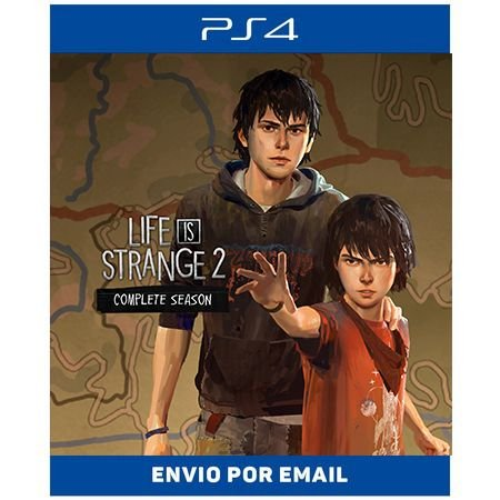 Life is Strange 2 - Temporada Completa - Ps4 Digital