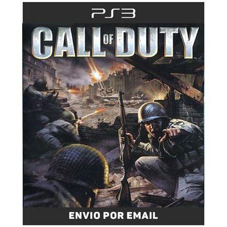 Call of Duty Classic - Ps3 Digital