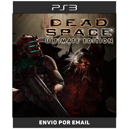 Dead Space 1 Ultimate - Ps3 Digital