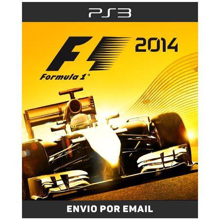 F1 2014 Formula 1 2014 - Ps4 Digital