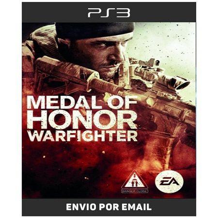 Medal Of Honor Warfighter - Ps3 Digital