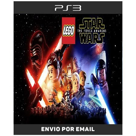 Lego Star Wars: O Despertar da Força - Ps3 Digital