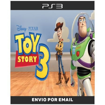 Toy Story 3 The Video Game - Ps3 Digital