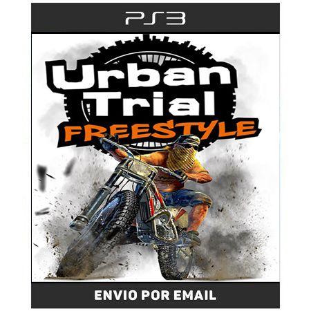 Urban Trial Freestyle - Ps3 Digital