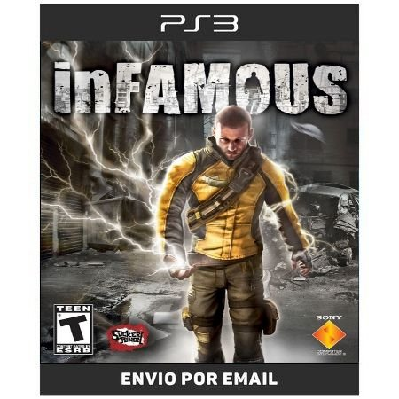 Infamous - Ps3 Digital