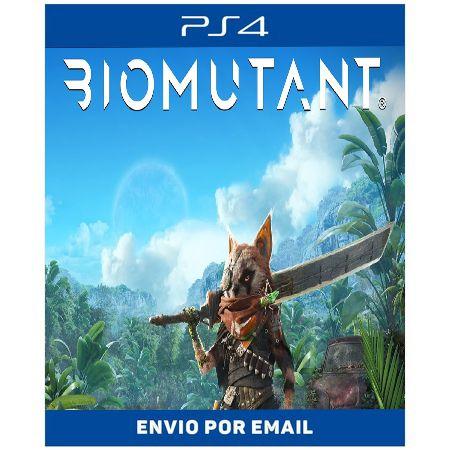 Biomutant - Ps4 Digital Pre venda