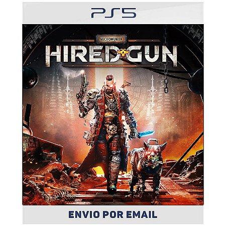 Necromunda Hired Gun - PS4 & PS5 Digital pré-venda