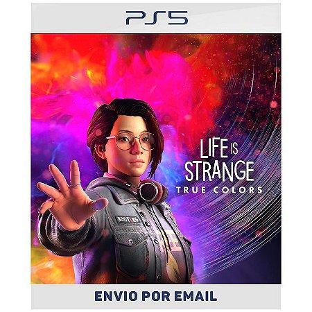 Life is Strange True Colors PS4 & PS5 Digital Pré-venda