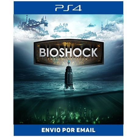 BioShock The Collection - Ps4 Digital