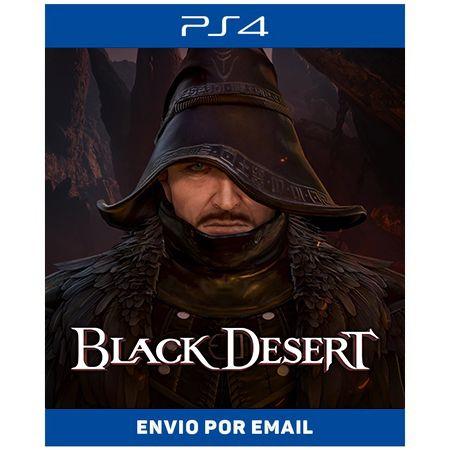 Black Desert - Ps4 Digital