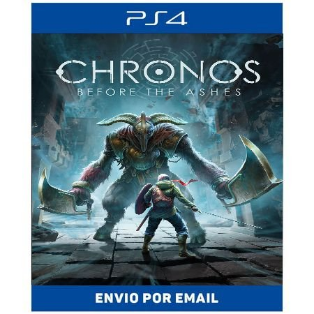 Chronos Before the Ashes - Ps4 Digital