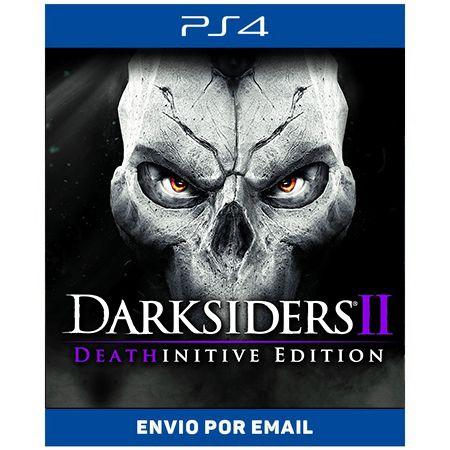 Darksiders II Deathinitive - Ps4 Digital