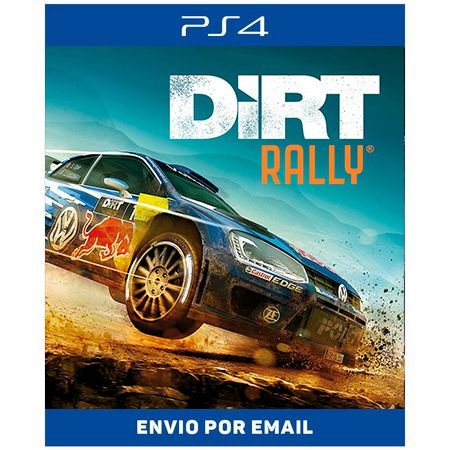 DiRT Rally - Ps4 Digital