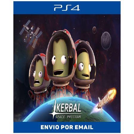 Kerbal Space Program Enhanced Edition - Ps4 Digital