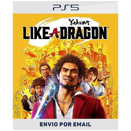 Yakuza Like a Dragon - PS4 & PS5 Digital