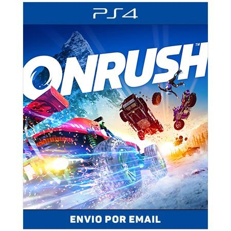 ONRUSH STANDARD - Ps4 Digital