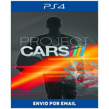 Project CARS - Ps4 Digital